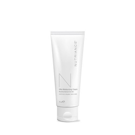 Ultra Moisturizing Cream Nutriance Organic