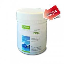 Chelated Zinc - integratore di Zinco