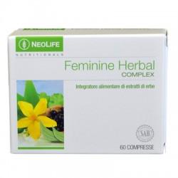 Feminine Herbal Complex - Salute e Benessere della donna