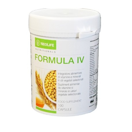 Formula IV NeoLife