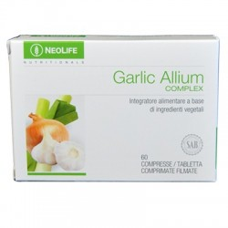Garlic Allium Complex - Integratore di aglio