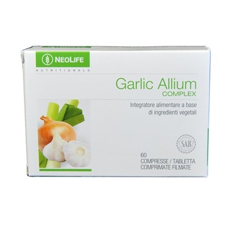 Garlic Allium Complex NeoLife
