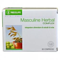 Masculine Herbal Complex - Salute e Benessere uomo