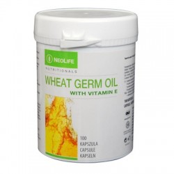 Wheat Germ Oil - Integratore di vitamina E