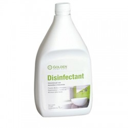 Disinfectant Golden