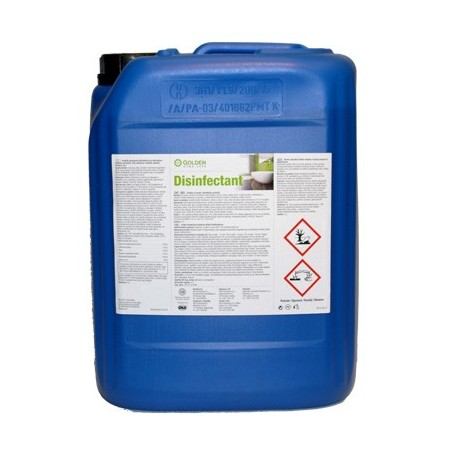 Disinfectant Golden formato industriale
