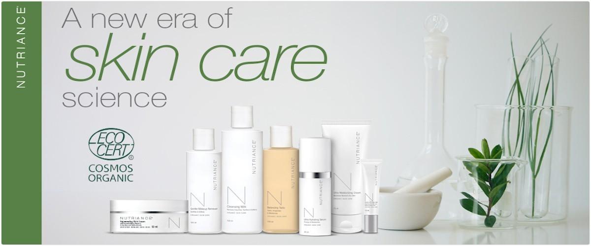 Linea viso Anti-Age Nutriance Organic