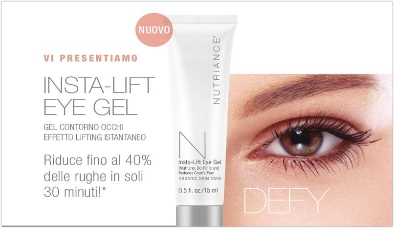 Insta-Lift Eye Gel contorno occhi