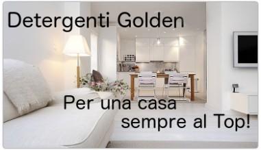 Detergenti Golden